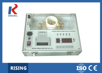 RSYJ-80 Insulation Oil Dielectric Strength Tester AC 0~80kV Output Voltage